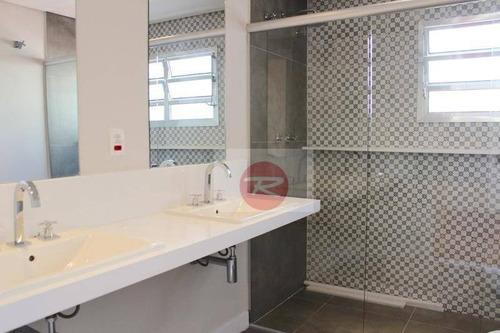 lindíssimo, reformado, excelente localização em higienópolis - ap0005