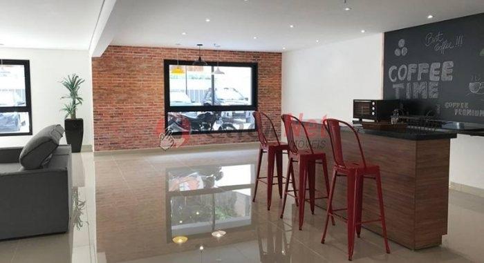 lindíssimo studio mobiliado à venda no bairro boa vista em são caetano - porteira fechada - 5488