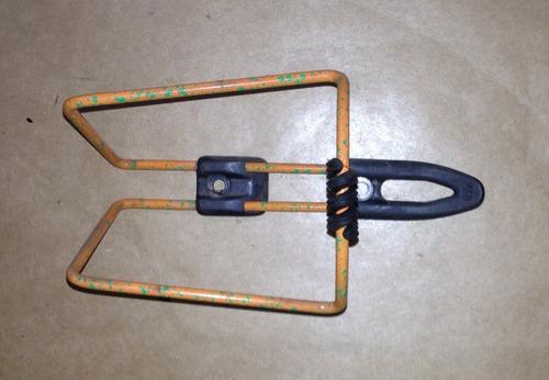lindissimo suporte de caramanhola / squeeze em metal.