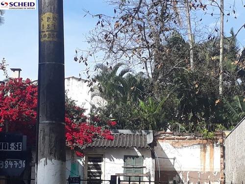 lindíssimo terreno, rua arborizada e florida, em frente guarita prédios, próximo nova estação metro. - mr60896