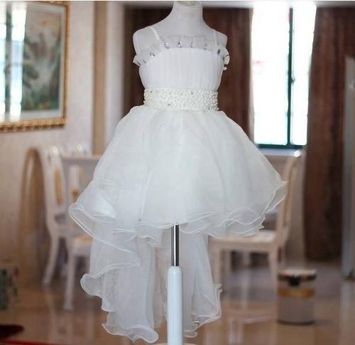 lindíssimo vestido infantil pronta entrega t/m 3t
