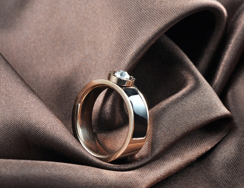 lindo anel banhado ouro rosê 18k cristal swarovski