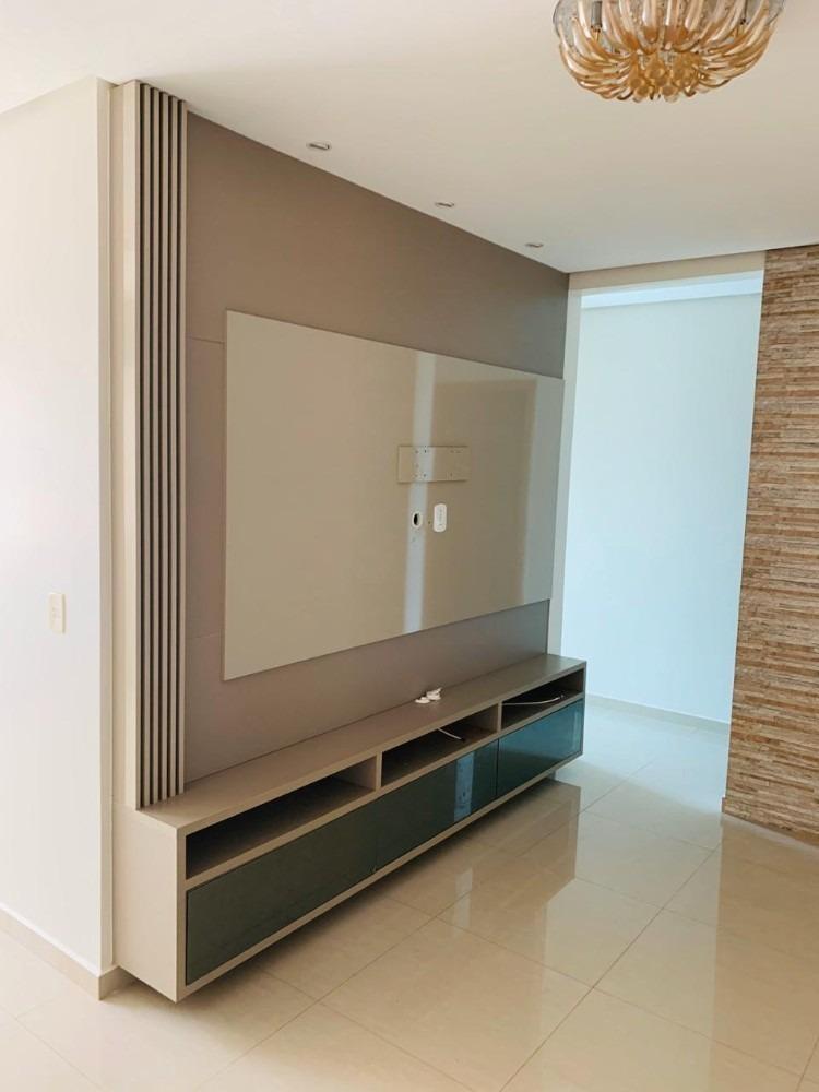 lindo apartamento 03 quartos com suíte + 1 vaga de garagem