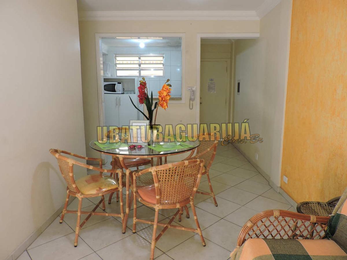 lindo apartamento 1 dormitório - 6 pessoas praia da enseada