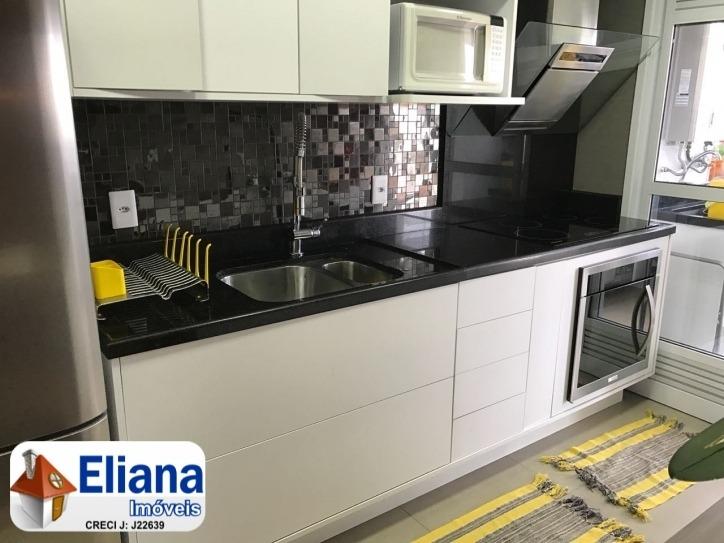 lindo apartamento 1 dormitório - 66 m² - b. fundação - ma5181