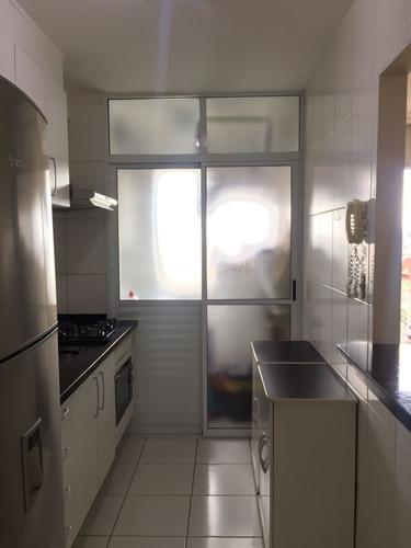 lindo apartamento 12º andar com 52 m² próximo. telma 79803