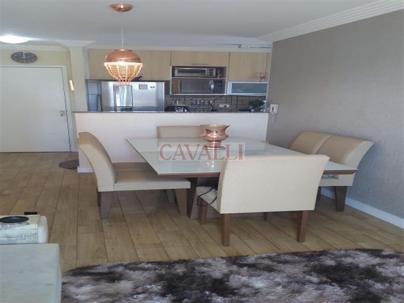 lindo apartamento 2 dormitórios com planejados - 4441