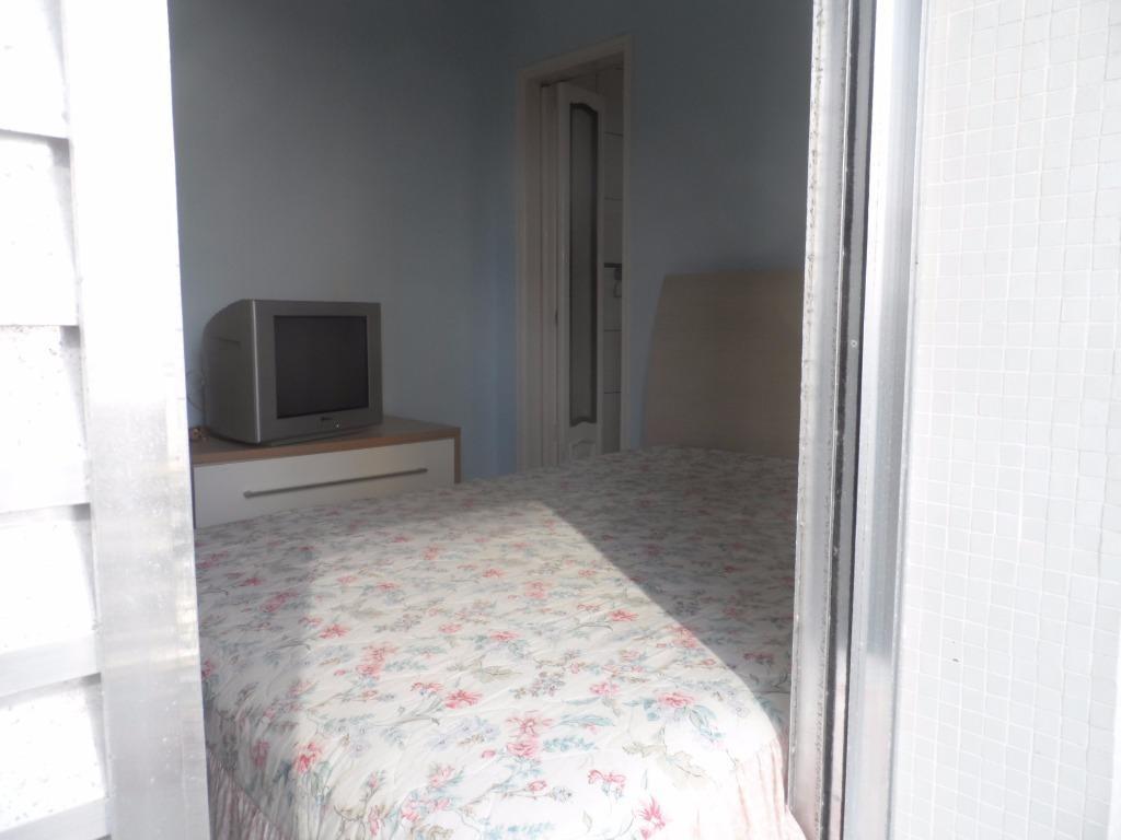lindo apartamento 2 dormitórios com sacada - tombo - guarujá - ap1247