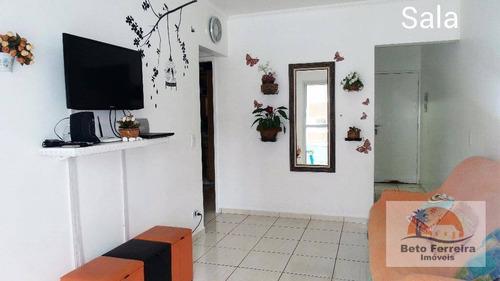 lindo apartamento 2 dormitórios em praia grande no canto do forte - ap0110
