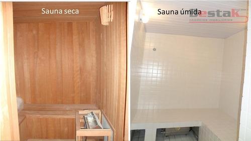 lindo apartamento, 2 dorms, barcelona, scs. - ap1283