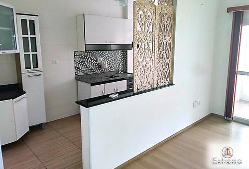 lindo apartamento 3 dormitórios canto do forte - ap0672