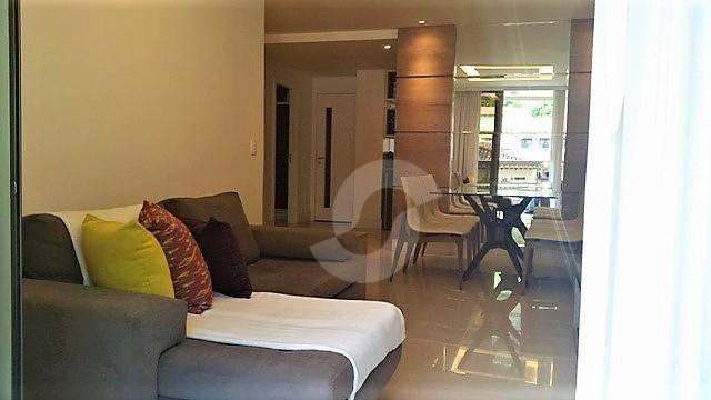 lindo apartamento, 3 qtos (1ste) varanda, junto ao túnel charitas x cafubá e a estação catamarã - ap1126