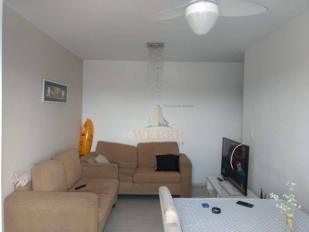lindo apartamento 73m2 - jardim monte alegre - ap1081