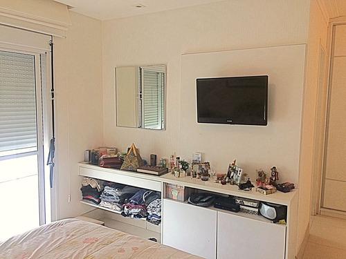 lindo apartamento a venda vila ema  grand club ref 63958