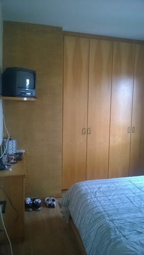 lindo apartamento ao lado da usp - 2 dorms. ref 60686