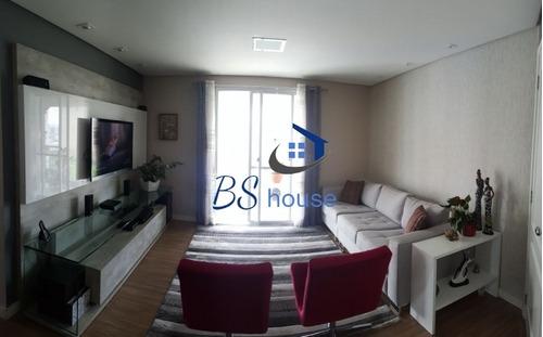 lindo apartamento bairro jardim - 5138