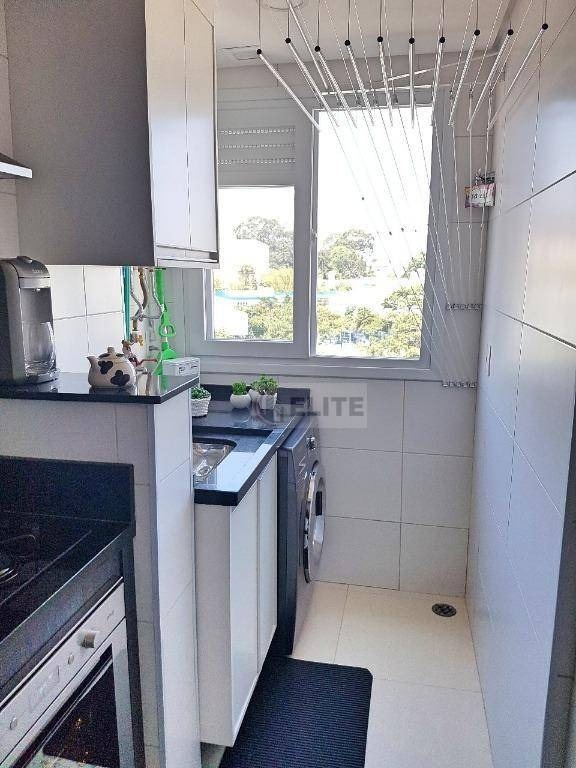lindo apartamento bairro jardim 57 m² com lazer e 2 vagas - ap7663