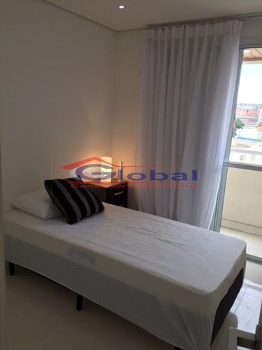lindo apartamento - centro - santo andré - gl37625