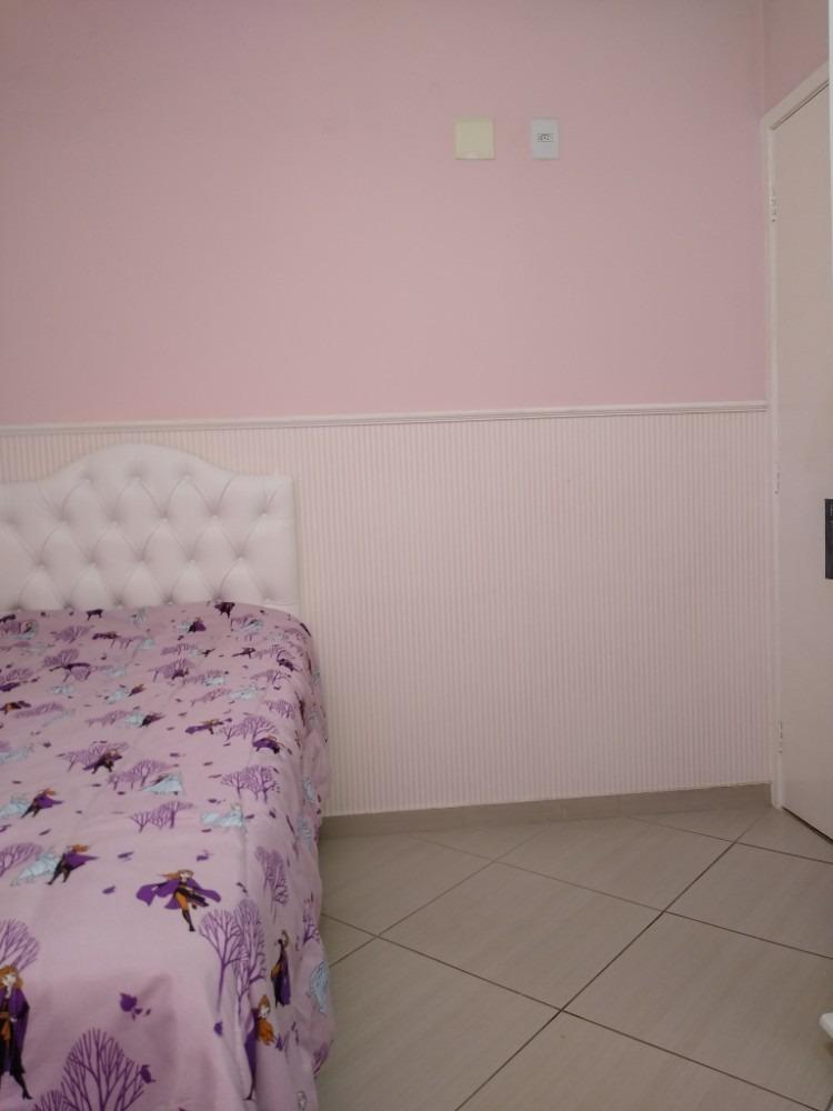 lindo apartamento com 2 dormitórios e 1 vaga de garagem