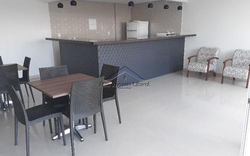 lindo apartamento com 2 dormitórios na vila tupi em praia grande