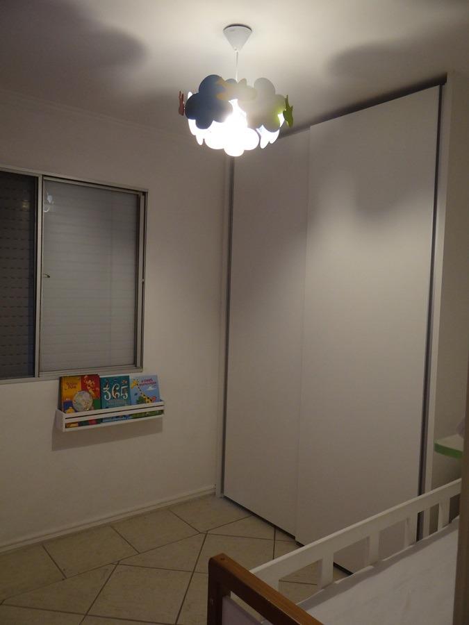 lindo apartamento com 2 dorms - jd esmeralda - ac 78076