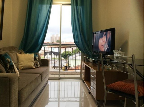 lindo apartamento com 2 dorms, sala dois ambientes. ref80229