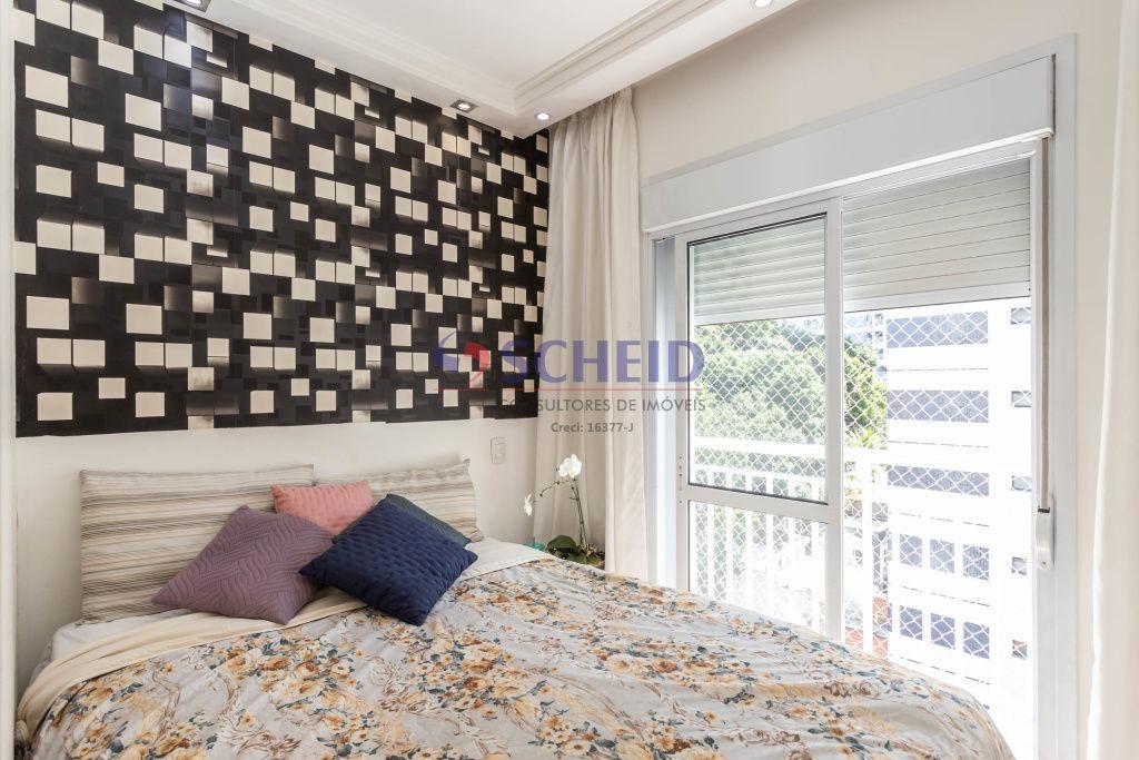 lindo apartamento com 2 suítes, próximo a avenida washington luís - mc7773