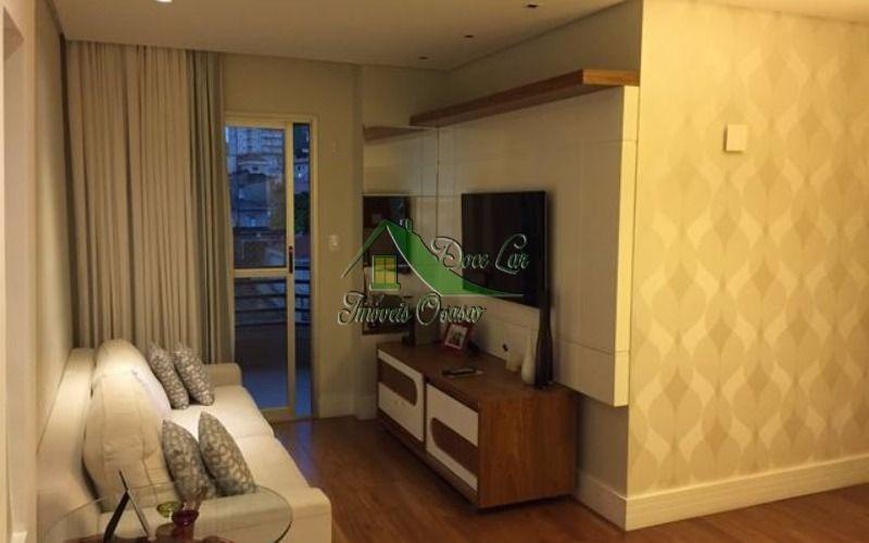 lindo apartamento com 3 dormitórios centro de osasco.