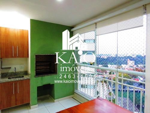 lindo apartamento com 3 dormitórios à venda, 93 m², centro