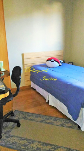 lindo apartamento com 3 dorms - jd bonfiglioli -  ref 76401