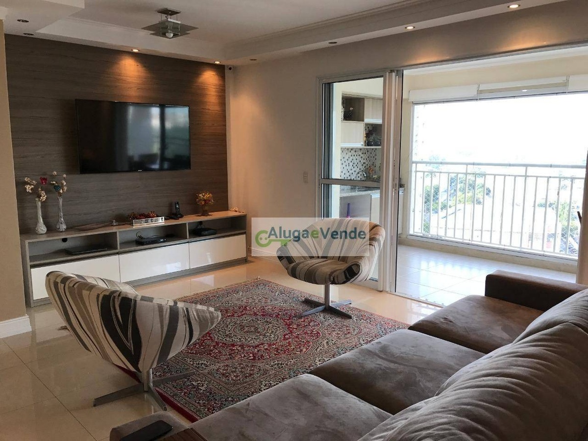 lindo apartamento com 3 suítes à venda no condomínio supera, 110 m² por r$ 630.000 - vila augusta - guarulhos/sp - ap0157