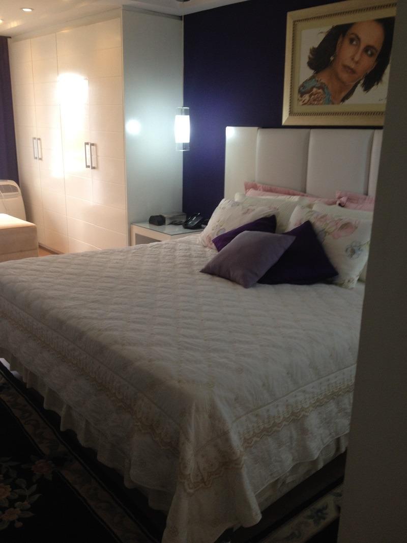 lindo apartamento  com 4 dormitórios(2 suítes)