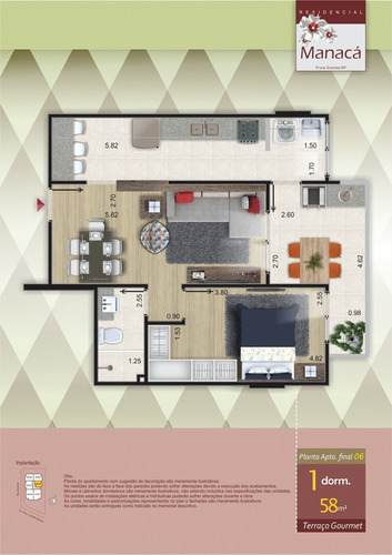 lindo apartamento com lazer completo