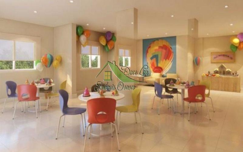 lindo apartamento com suíte, innova são francisco. umuarama, osasco.