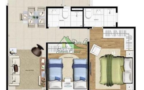 lindo apartamento com varanda. condomínio viva mais barueri.