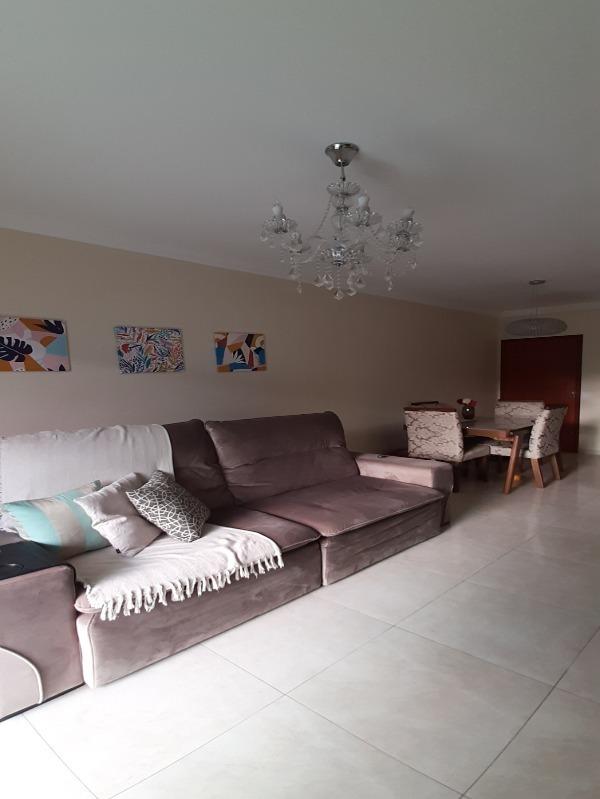 lindo apartamento com varandão na melhor localização do jardim marilea - 717 - 67853873