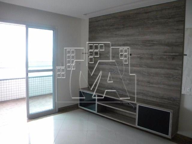 lindo apartamento com vista mar - semi-mobiliado