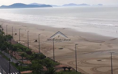 lindo apartamento com vista para a praia na vila caiçara em praia grande