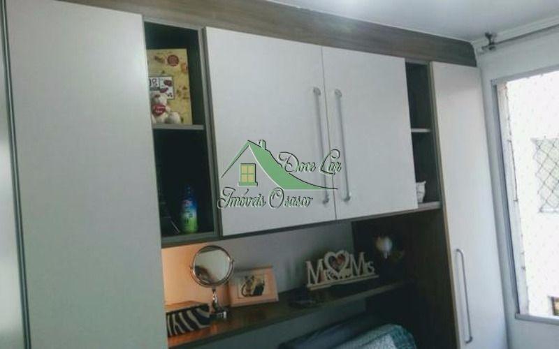 lindo apartamento, condomínio osasco life. vila menk.