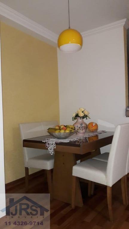 lindo!! apartamento condomínio solaris carapicuíba - ap1799