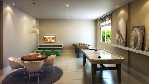 lindo apartamento conteto - bairro santa maria scs - 369