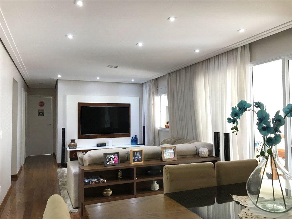 lindo apartamento de 120 m2 em andar alto com lazer clube - 170-im443872