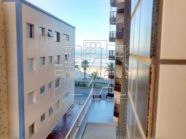 ¿lindo apartamento de 2 dormitórios de frente ao mar na vila caiçara.