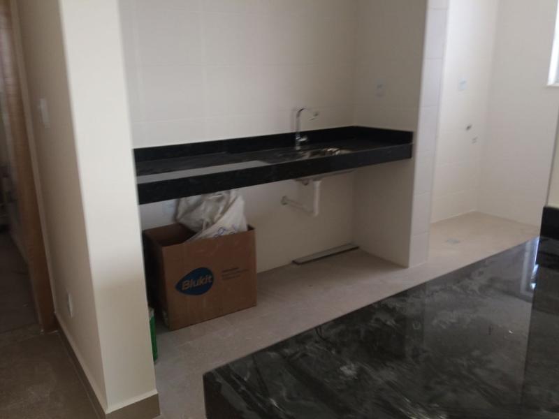 lindo apartamento de 2 quartos suite no bairro ouro preto - 981