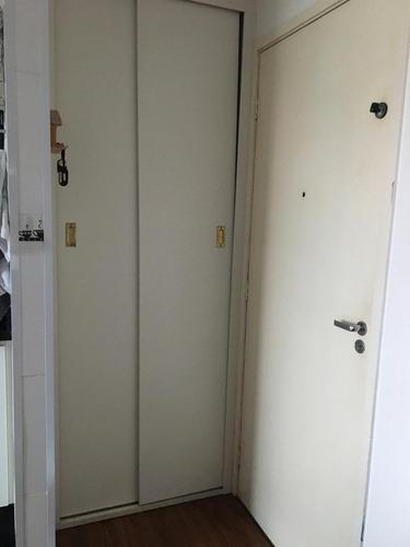 lindo apartamento de 50m² 2 dorm. - pq. erasmo assunção - sa