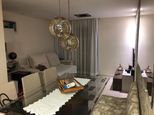 lindo apartamento de 61m² 3 dorm com suíte - santo andré.