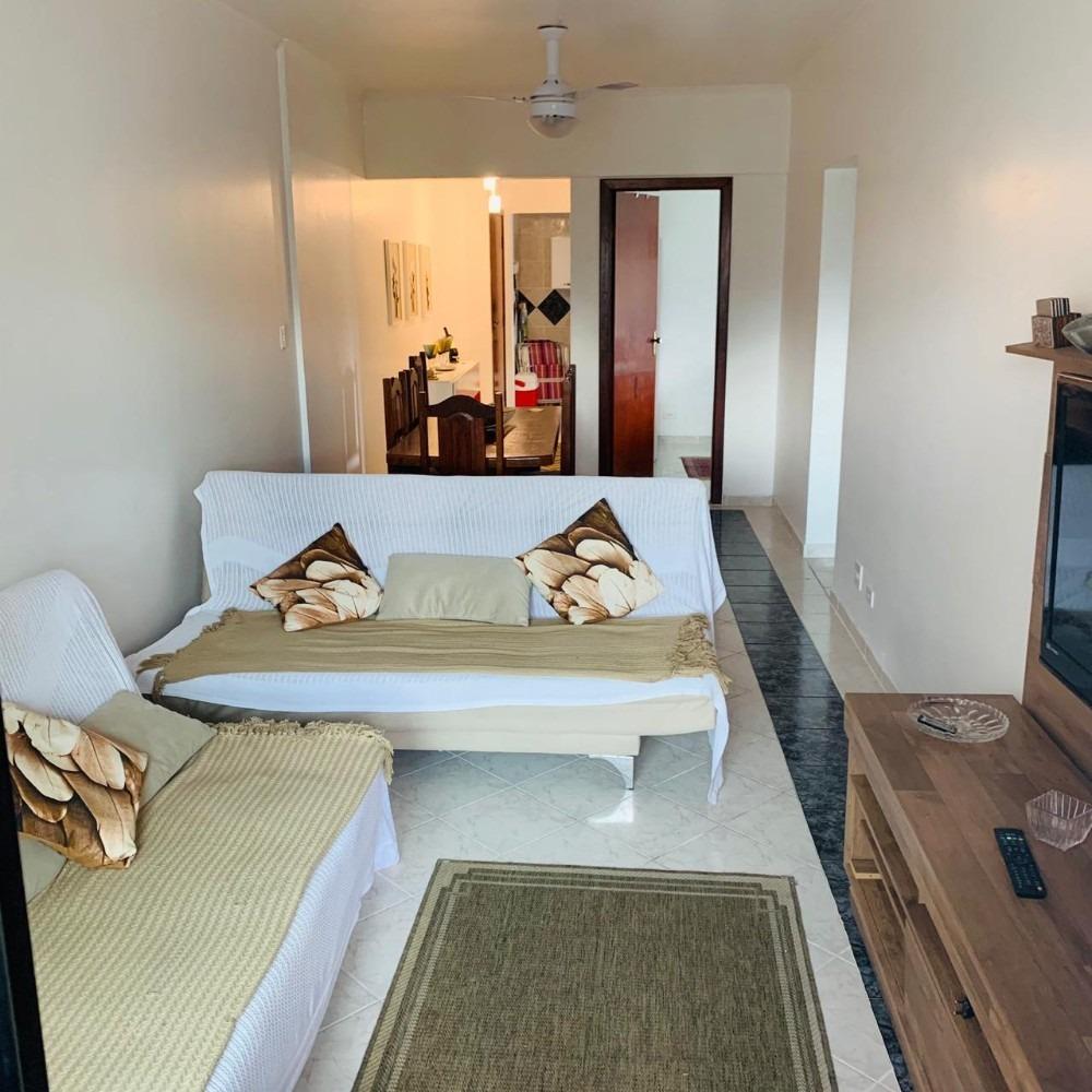 lindo apartamento de 80m na aviação praia grande vista p mar