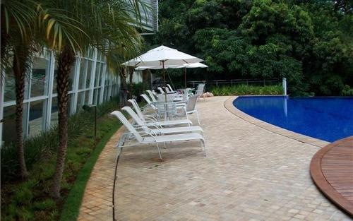lindo apartamento de alto padrão com varanda gourmet á venda no panamby!!