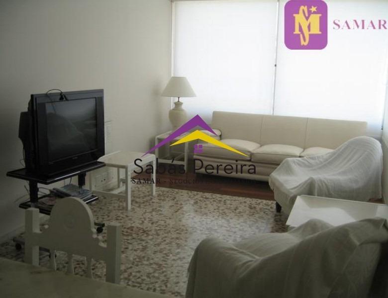 lindo apartamento de dos dormitorios con hermosa vista!- ref: 37806