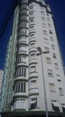 lindo apartamento de frente pro mar, em são vicente - r.3636